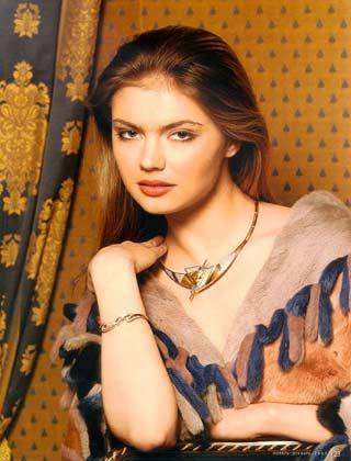 俄罗斯第一性感美女:卡巴耶娃