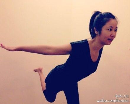 台湾女星林心如